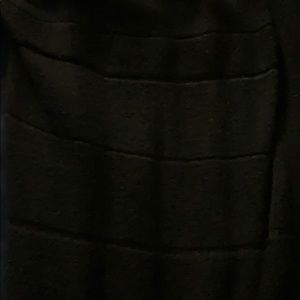 Mossimo Supply Co. Sweaters - Mossimo Black with Black inlay cardigan